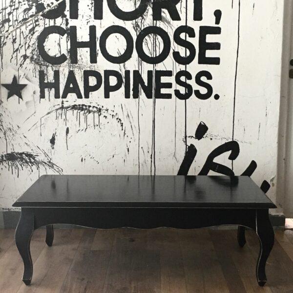 mesa ratona provenzal black negro