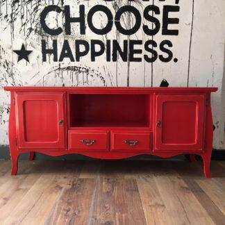 mueble para tv vintage