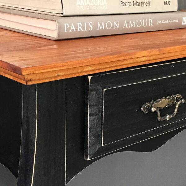 mesa de arrime escritorio vintage
